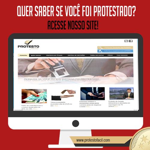 Gerenciamento de redes sociais: Protesto Fácil
