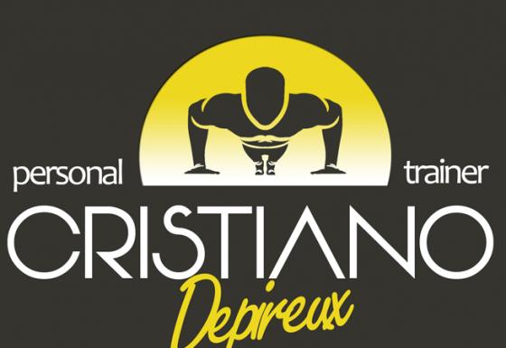 Logomarca: Personal trainer (Cristiano Depireux)