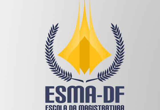 Logomarca Escola da Magistratura