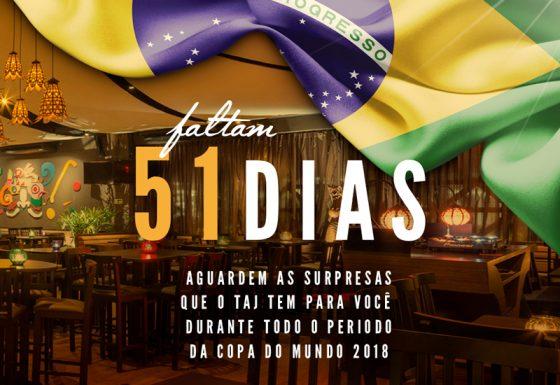 Redes Socais – Taj Brasília