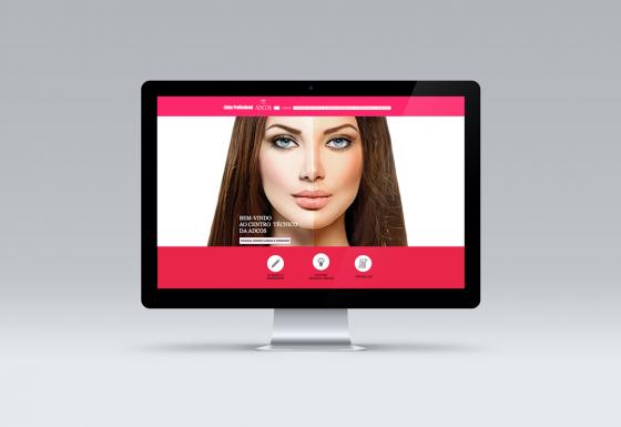 Desenvolvimento de Website -CT Adcos