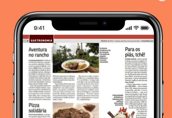 Assessoria de Imprensa – Restaurante Serra Gaúcha