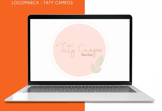 LOGOMARCA – TATY CAMPOS